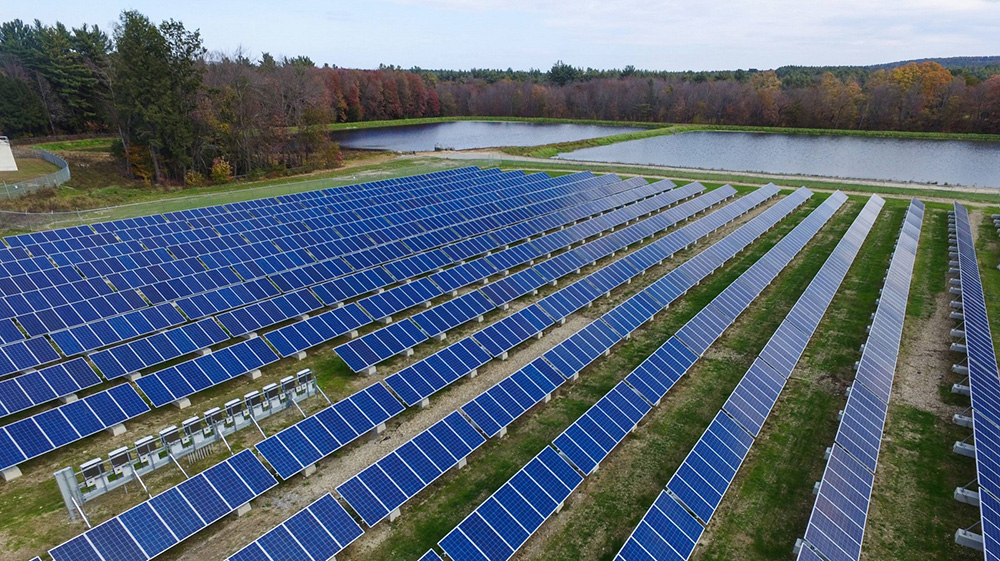 Large Scale Solar Takes Shape Around The State Nh Business Review