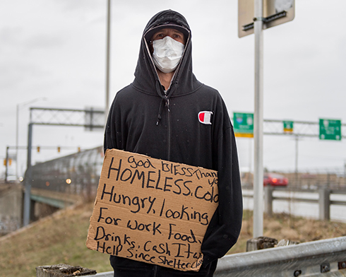 Homeless Man72