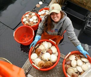 Kayla Cox New England Fishmongers