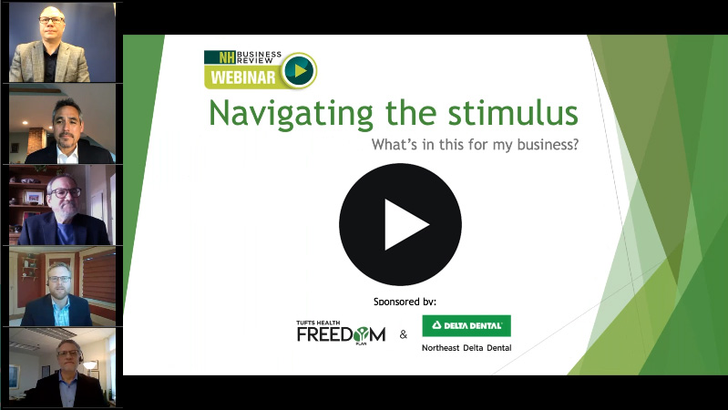 Navigating The Stimulus Post Video Graphic