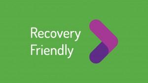 Recovery Friendly Logoface