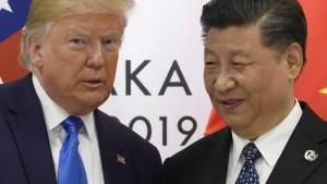 Trump And Xi1200