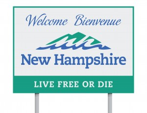 Welcome To Nh Sign