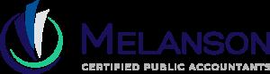 Melanson Logo Cpa Horizontal