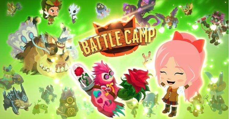 Battle Camp Game