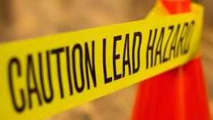 Caution Lead Hazard Warning