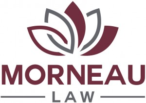 Morneaulaw Logo Stacked