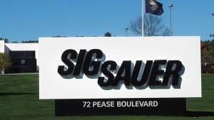 Sig Sauer Sign
