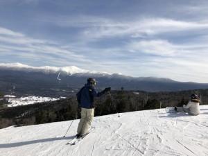 Bretton Woods Skiier