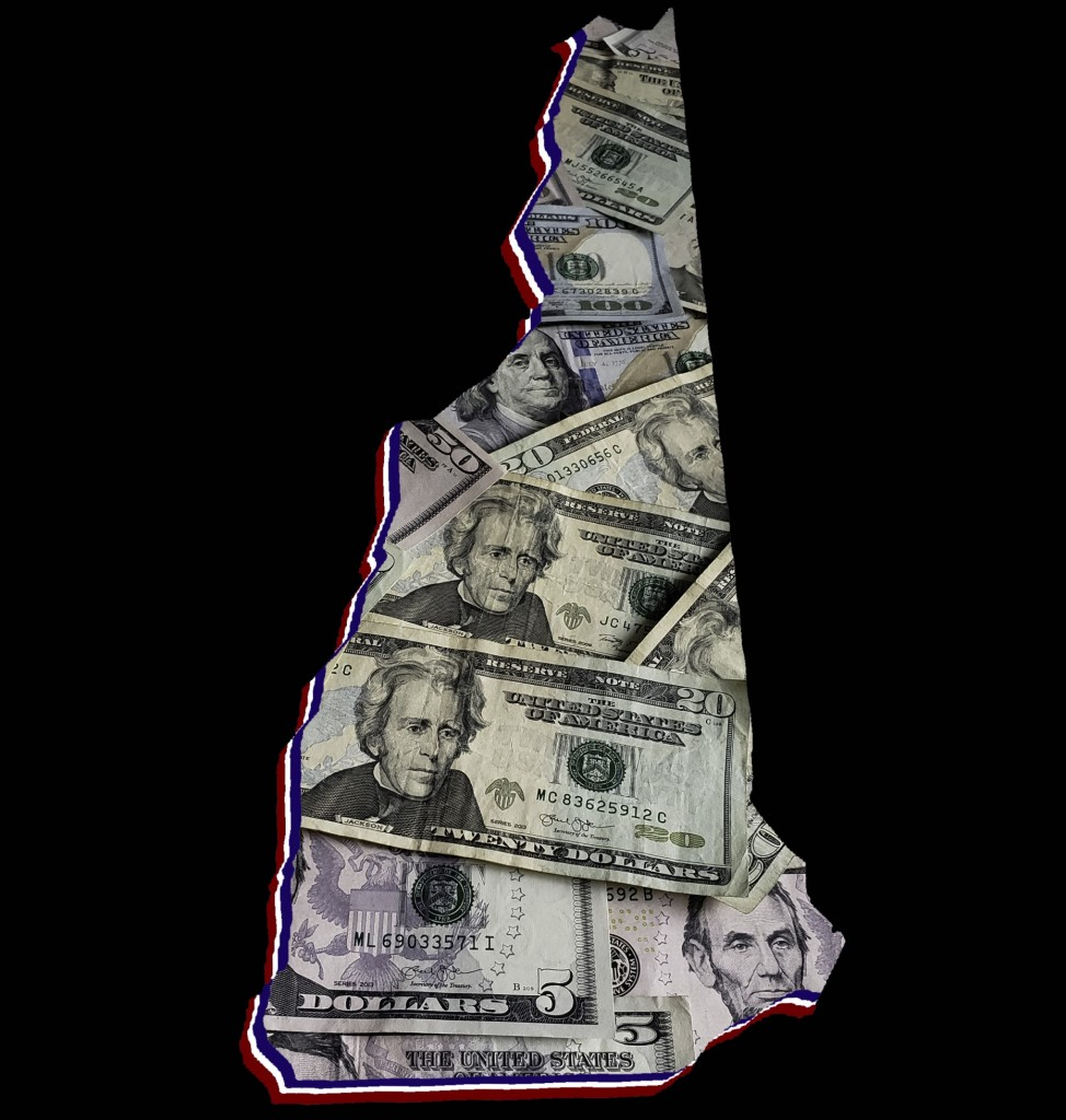 Background For Business, Economy And Finance In New Hampshire State